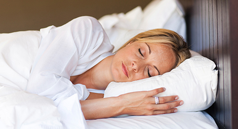 How important is the quality of the bedding for sound, healthy sleep?