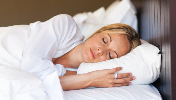 The recipe for sound, healthy sleep