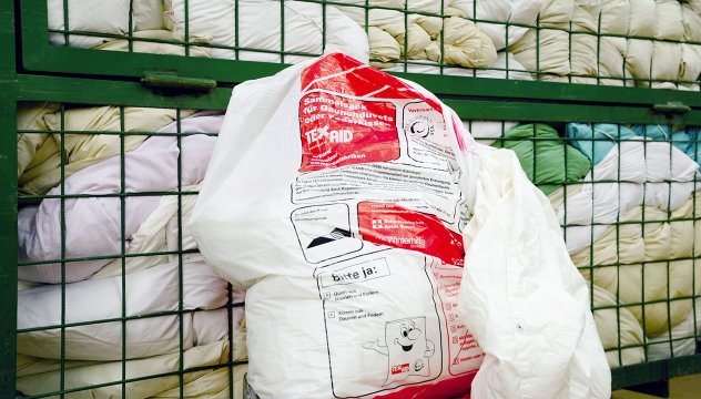 By Giving Your Down Duvets Or Feather Pillows To Texaid You Are Not Only Protecting The Environment But Also Making A Valuable Contribution